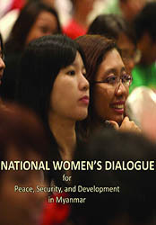 The national women's dialogue
